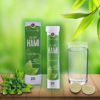 Viên sủi giảm cân Slim Hami hoàn toàn tự nhiên - TA001 thumbnail