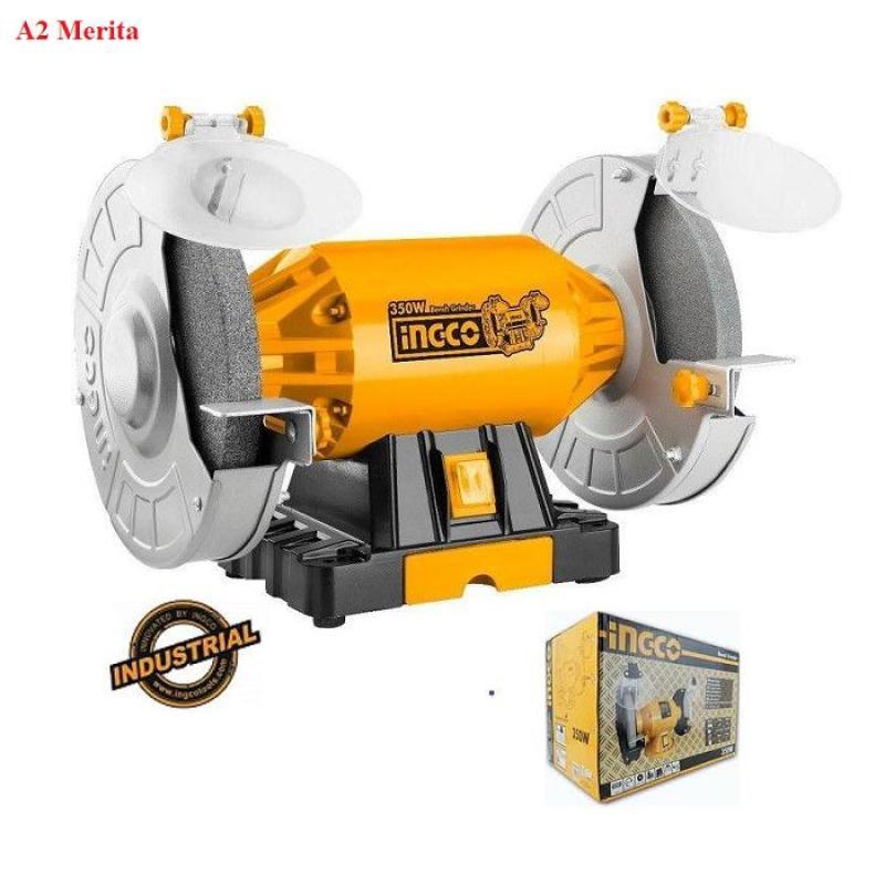 8  (200mm) Máy mài để bàn 2 đá 350W INGCO BG83502