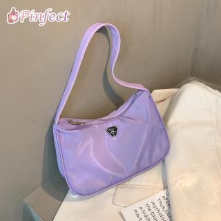 Pinfect Túi xách tay đeo vai làm bằng chất liệu nylon chống thấm nước kiểu dáng thời trang - INTL thumbnail