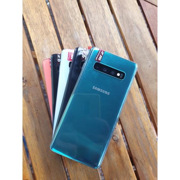 Điện thoại Samsung Galayxy S10 chuẩn zin Mỹ - Hàng chính hãng có bảo hành - Chip Snapdragon 855 - RAM 8/128GB- Pin 3400mAh