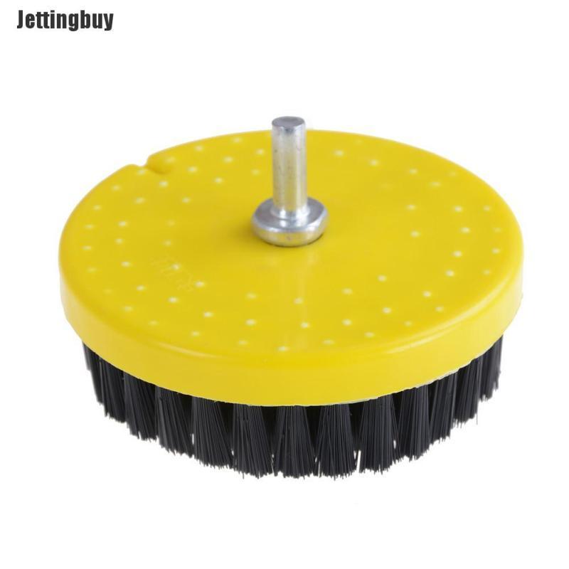 Bàn chải chà xát Jettingbuy 110mm để làm sạch sofa đồ nội thất bằng gỗ - INTL