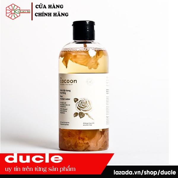 Nước Tẩy Trang Hoa Hồng COCOON ( 300 ml ) giá rẻ