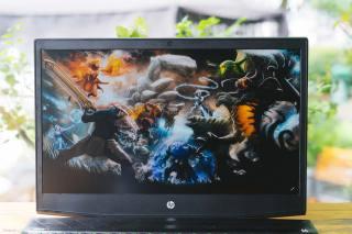Laptop HP Gaming Pavilion 15 Core i5 9300H 8GB SSD256G VGA GTX 1650 4G, MÀN 15.6 FHD IPS thumbnail