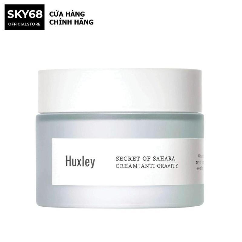 Kem chống lão hóa và dưỡng sáng da Chiết Xuất Xương Rồng Huxley Secret Of Sahara Cream; Anti–Gravity 50ml