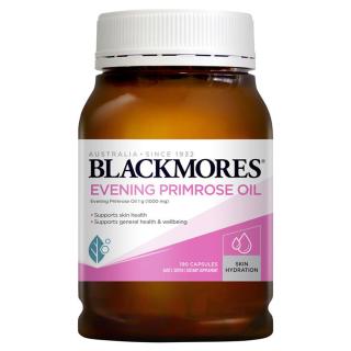 Blackmores Evening Primrose Oil (190 viên) - Tinh dầu hoa anh thảo cung cấp axit béo thiết yếu và Omega 6 giúp cân bằng hormone nữ thumbnail