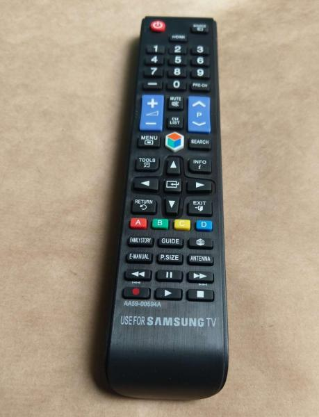 Bảng giá Điều khiển TV Samsung  Smart