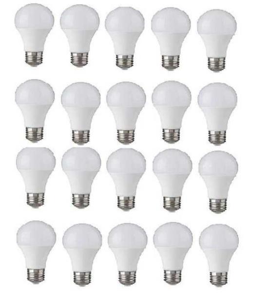 Bộ 20 bóng đèn LED BULB Trụ 12W siêu sáng - A60