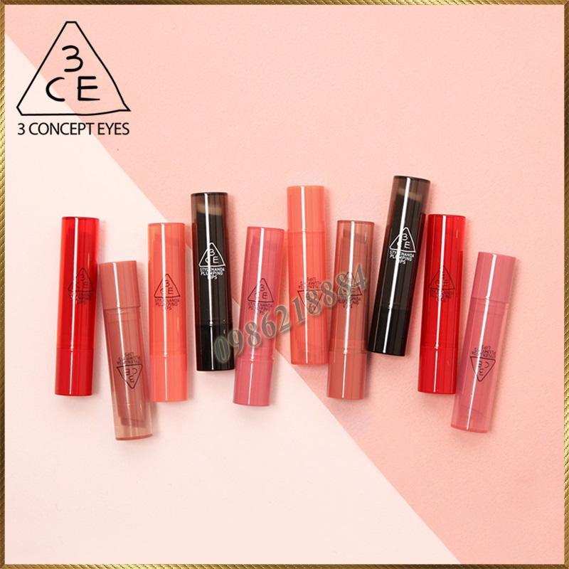 Son dưỡng có màu 3CE Plumping Lips tốt nhất