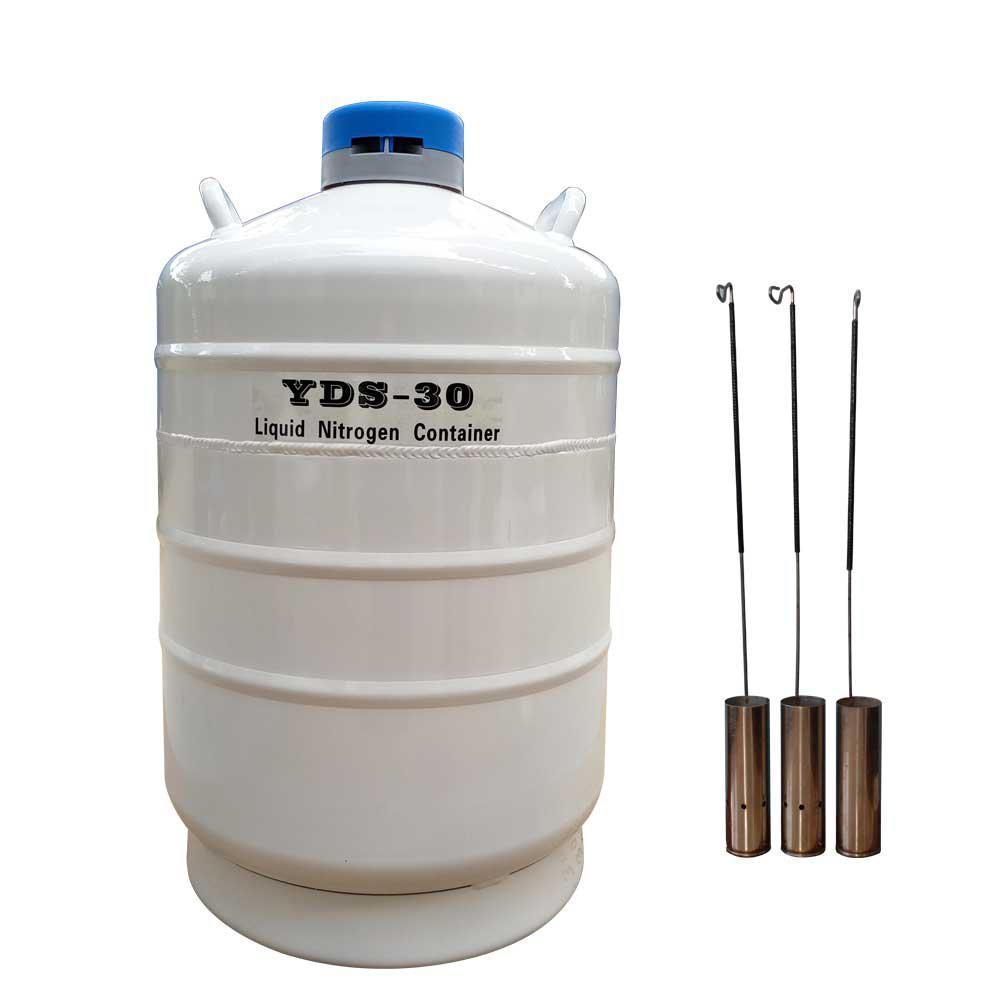 Vỏ bình nito lỏng YDS 30 lít