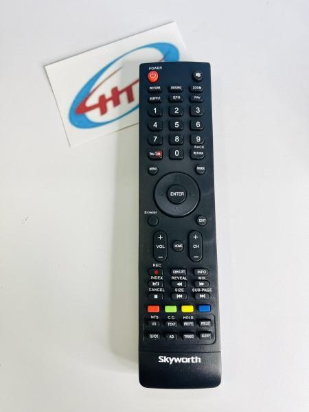 Bảng giá Remote SKYWORTH 3D LỚN (Có thẻ lựa chọn mua hàng ở mục Variation chỉ mua Pin, COMBO Remote kèm pin) - SP001827