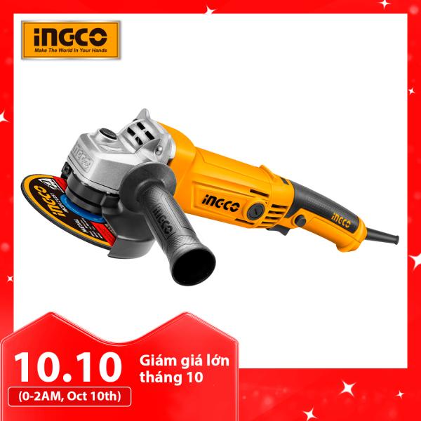 INGCO Máy mài góc D125 - 1010W  AG10108