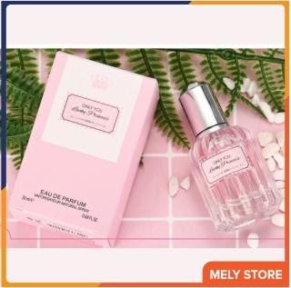 Nước hoa nữ mini cao cấp chính hãng ONLYYOU hương thơm thơm lâu quyến rũ, sang chảnh đem lại cho phái đẹp sự ngọt ngào, nữ tính, mùi nhẹ nhàng, dạng xịt, bỏ túi được, nước hoa nữ thơm lâu dịu nhẹ giá rẻ 20ml Melystore PN028 thumbnail
