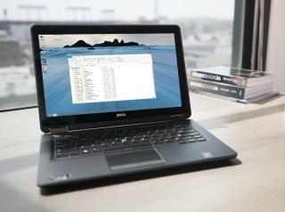 [Trả góp 0%]laptop pin khỏe siêu bền Laptop dell 7440 i5 full hd Ram 8G SSD 256G mỏng nhẹ 1.4kg zin all good 100% chơi game và làm việc.bh24thang thumbnail