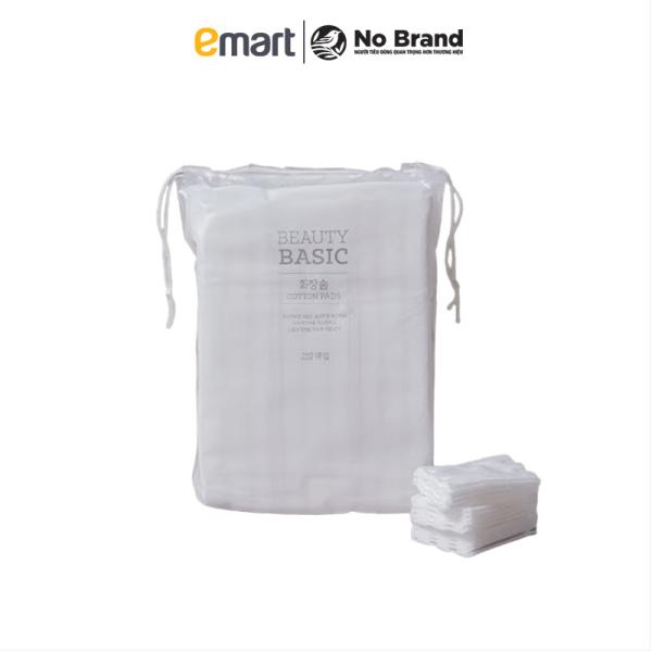 Bông Tẩy Trang Cotton Emart 222 Miếng - Emart VN