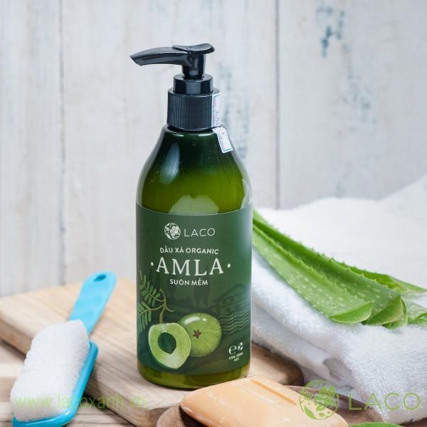 Dầu gả Organic Amla ngừa rụng tóc cao cấp