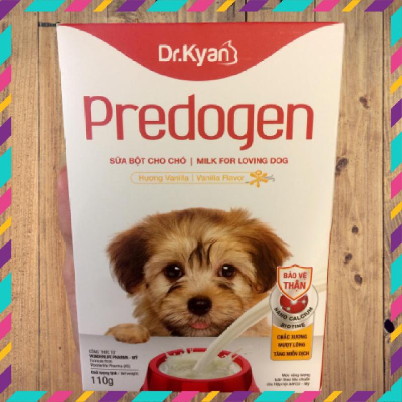 Sữa bột cho Chó Dr.Kyan Predogen Hộp 110g