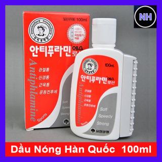 Dầu nóng xoa bóp Hàn Quốc [NgocLoan 2003] thumbnail