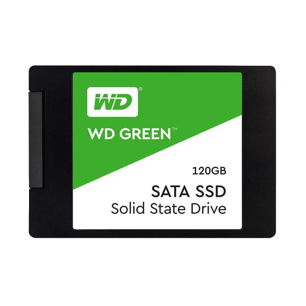 Bảng giá Ổ Cứng SSD Western Digital Green Sata III 120GB / 240GB Phong Vũ