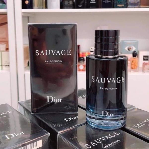 Nước hoa nam Sauvage nhập khẩu