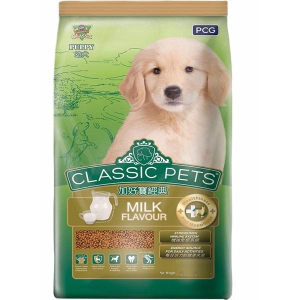 Thức Ăn Cho Chó Con Classic Pet Puppy Vị Sữa 400gam