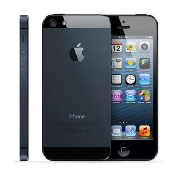Điện Thoại Smartphone lPhone 5 (Đen) 16GB - Hãng Phân Phối Chính Thức - Bảo Hành 12 Tháng