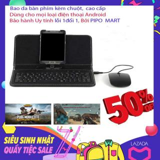 Bàn phím cho tab s2 , Ban phim choi game - Bao da dien thoai, bao da điện thoại đa năng TF9 + Tặng kèm chuột - BH uy tín 1 đổi 1 bởi TECH FUTURE thumbnail