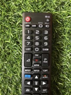 Điều Khiển TiVi LG RM - L1162 vào mạng internet ,Remote Điều Khiển TiVi LG ngắn RM-L1162 4