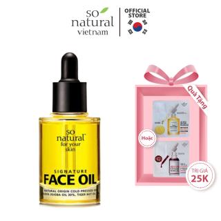 Dầu Dưỡng Ẩm Da Mặt Signature Face Oil So Natural 30ml thumbnail