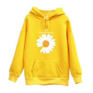 Áo khoác hoodie nam nữ in hình BÔNG CÚC siêu xinh , siêu hót , chất nỉ bông cao cấp, ,ẫu mới tại MIN FASHION thumbnail