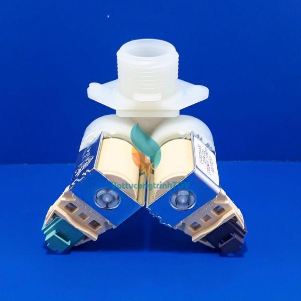 Van Rơle cấp nước đôi cho máy giặt Electrolux hãng