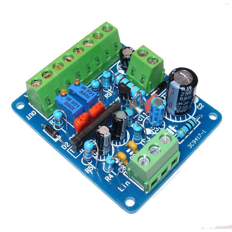 DC 12V VU Meter Driver Board DB Audio Power Amplifier Level Meter Drive Module