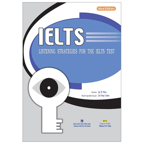 Fahasa - Ielts Listening Strategies For The Ielts Test