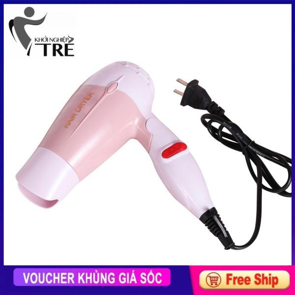 Máy sấy tóc mini công suất 500W giá rẻ