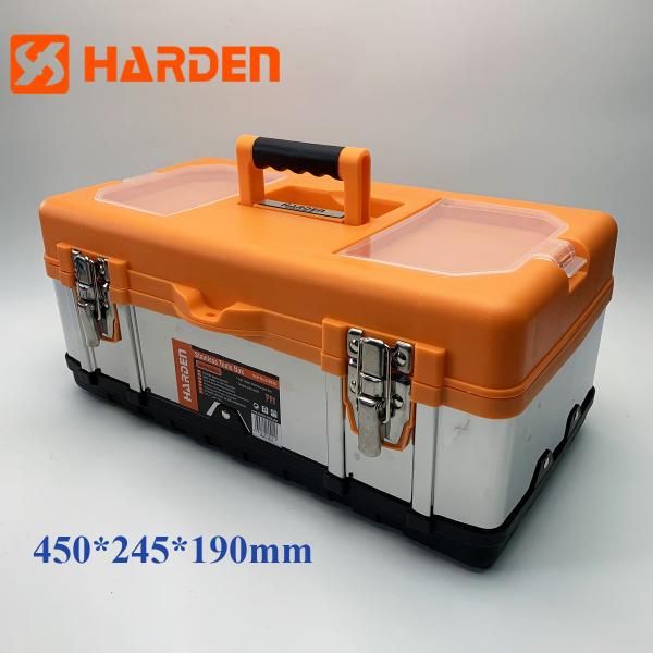 Hộp đựng đồ nghề điện Harden cỡ lớn 450mm - Mã 520228