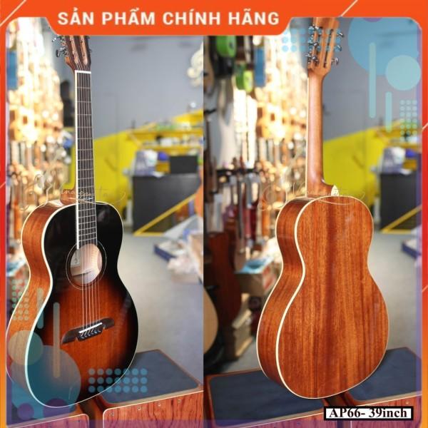 Đàn Guitar Acoustic 3/4 Alvarez AP66 - Phân phối chính hãng bởi nhaccu3so