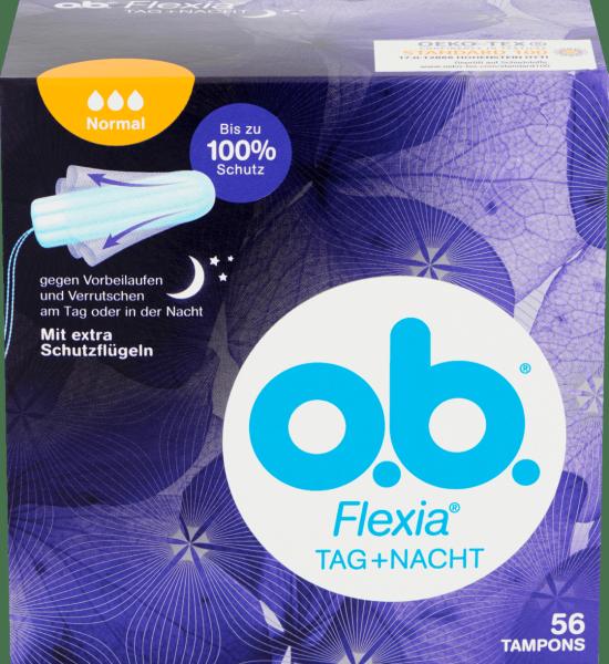 tampon ob Đức Flexia normal 56- băng vệ sinh dạng nút nội địa Đức