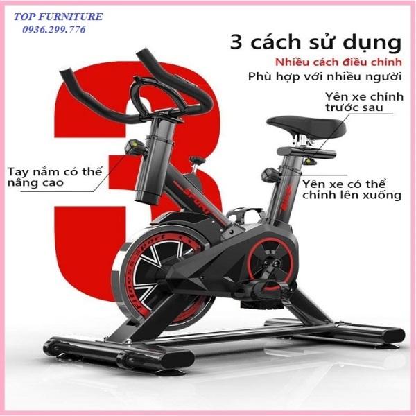 RE0648 Xe đạp thể dục SpinBIKE - Xe đạp tập thể dục tại nhà