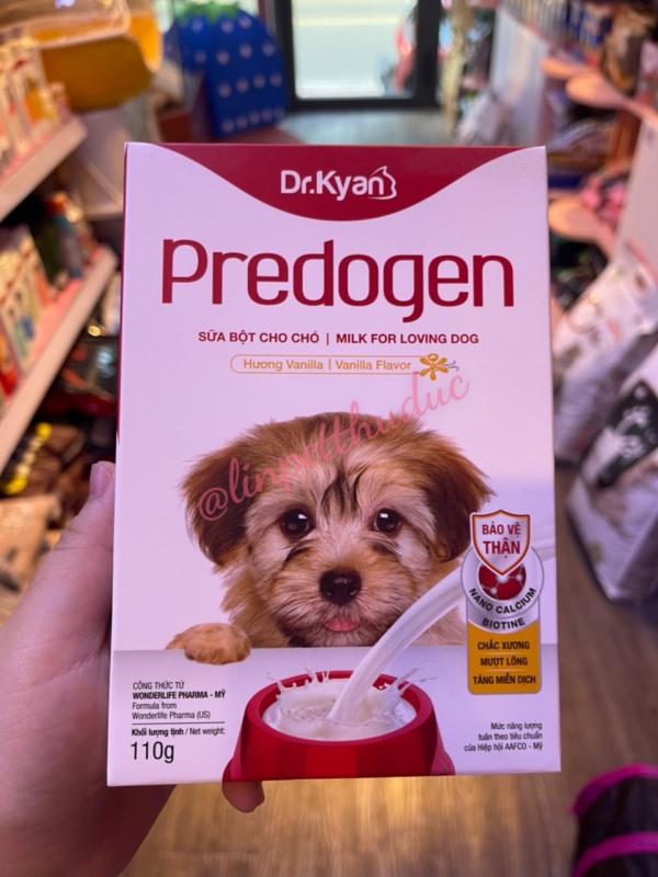 [CHÍNH HÃNG] Sữa DR.KYAN cho chó 110g