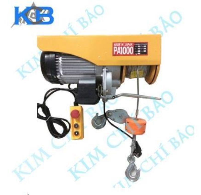 Tời điện KIO PA 1000- 40m cáp
