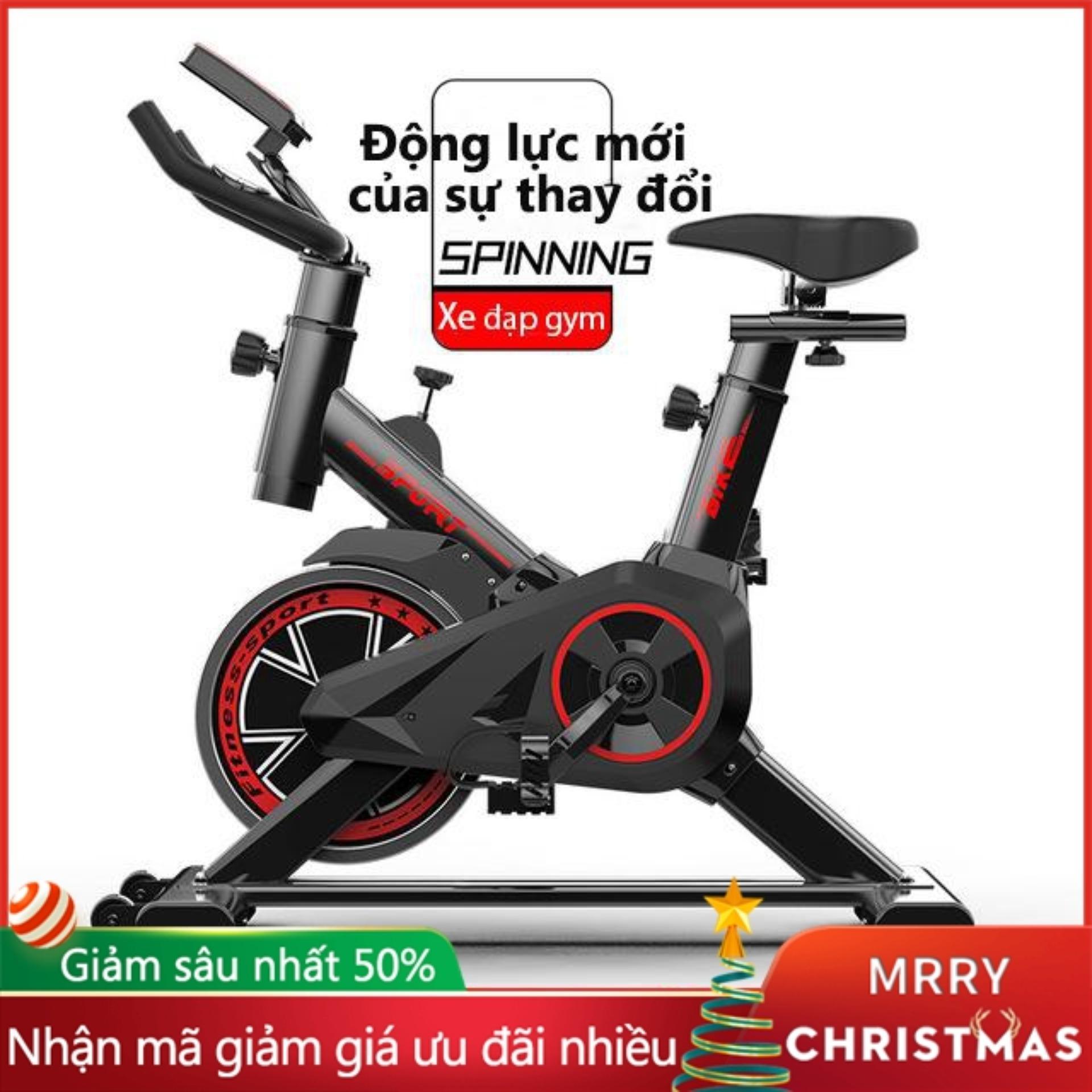 Bảng giá Xe đạp tập gym tại nhà dụng cụ tập gym đạp xe tại nhà yên tĩnh tiện lợi nhỏ gọn TopOne2020