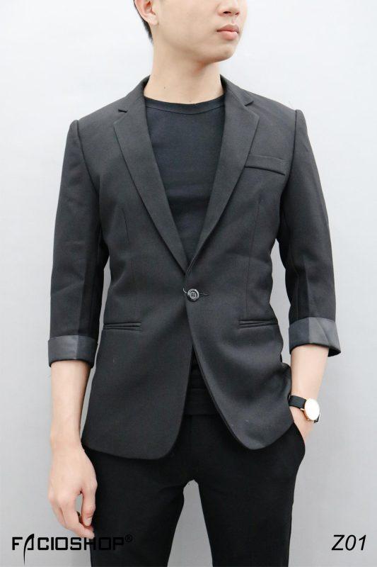 Áo vest tay lửng nam Kingchuyensi Z01