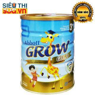 Sữa Abbott Grow G-Power 3+ plus 900g thumbnail