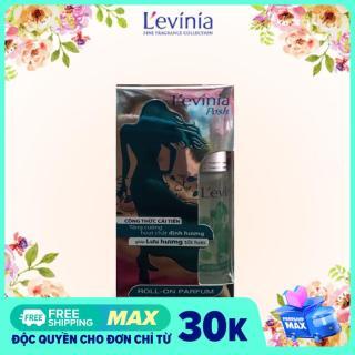 Nước hoa cao cấp dạng lăn mini 9ml Levinia - Màu Xanh Lá - Posh thumbnail