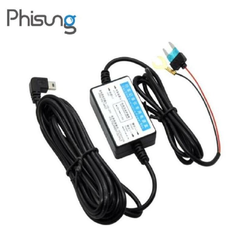 Bộ Kit nguồn đấu điện 24/24 dùng cho camera hành trình ô tô HC668