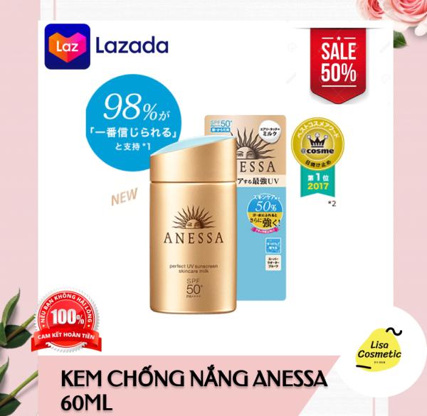 [ Chuẩn Chính Hãng ] Kem Chông Nắng UV Nhật , Milk 60ml