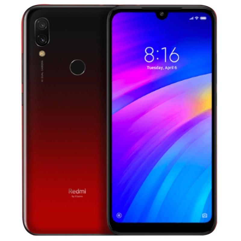 Xiaomi Redmi 7 32GB Ram 3GB - Hàng nhập khẩu (Đỏ)