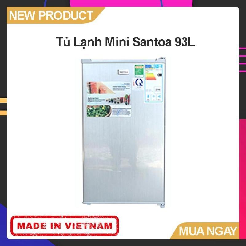 Tủ Lạnh Mini Santoa - Model STADF - 11NS (93L) Tủ 1 cánh có đóng tuyết