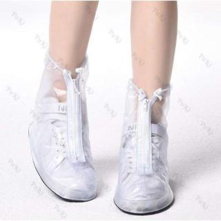 Giày đi mưa dáng bệt không ngấm nước thông minh chống trượt siêu bền 1