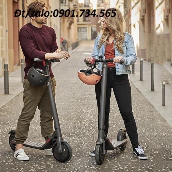 Giá bán Xe Scooter điện - xe trượt chạy bằng điện - gấp gọn
