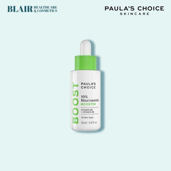 Tinh chất se khít lỗ chân lông và làm sáng da Paula's Choice 10% Niacinamide Booster - 20ml